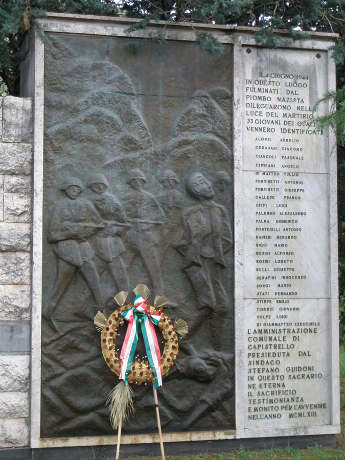 Monumento ai 33 Martiri