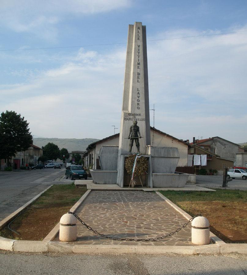 Monumento ai Caduti Lavoro