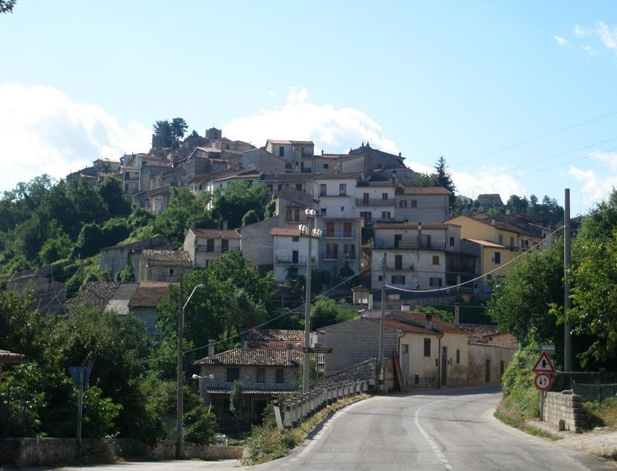 Vista Corcumello
