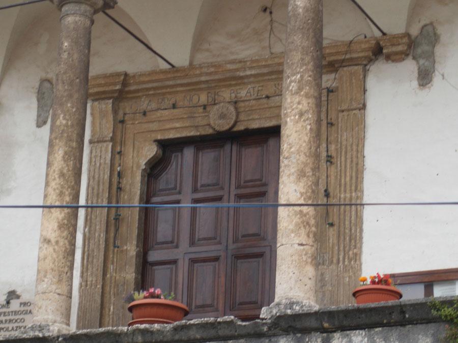 Chiesa S.Nicola Corcumello