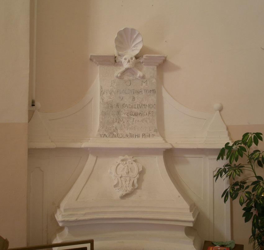 Chiesa Madonna delle Grazie - particolare