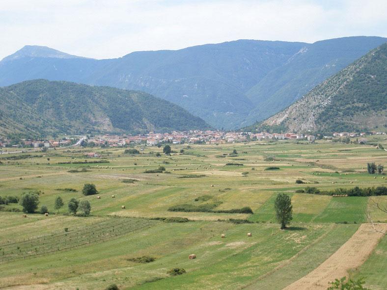 Vista dal Salviano