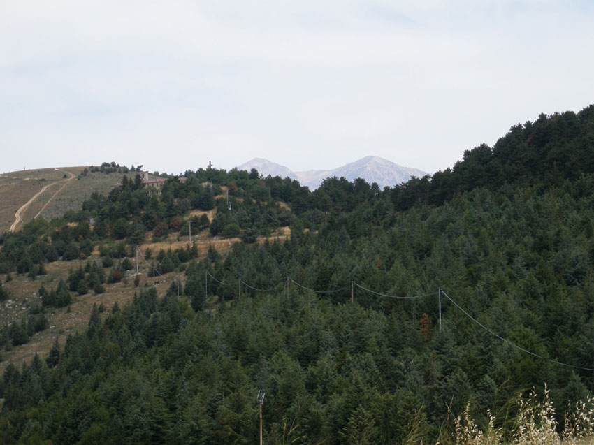 Monte Salviano e Velino